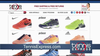Tennis Express: New January Top Tennis Shoes