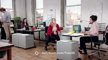 Daily Burn TV Spot, 'Best Show Ever'