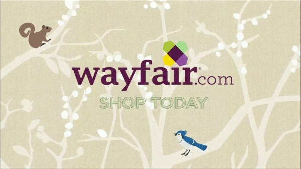 Wayfair Winter White Sale Tv Spot Bedding Rugs And Bath