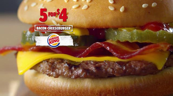 Burger King: More for Four