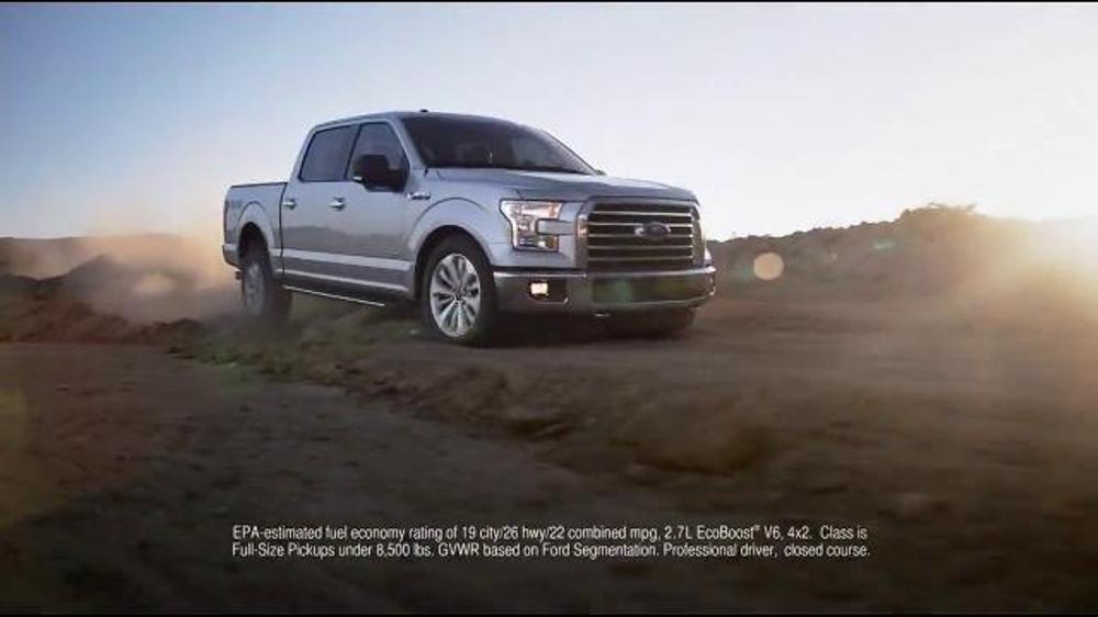 ford f series tv spot 39 america 39 s favorite truck 39. Black Bedroom Furniture Sets. Home Design Ideas