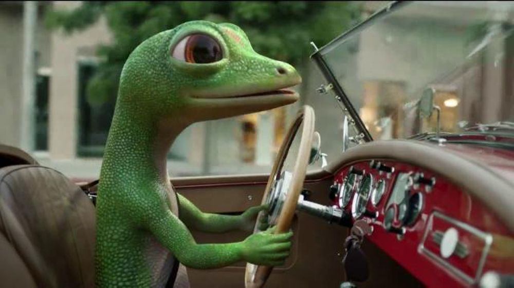Geico Tv Spot 39 Valet Gecko Journey 39