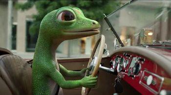 GEICO: Valet: Gecko Journey
