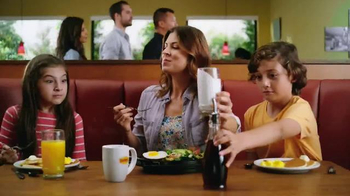 Denny's: Super Mom Powers