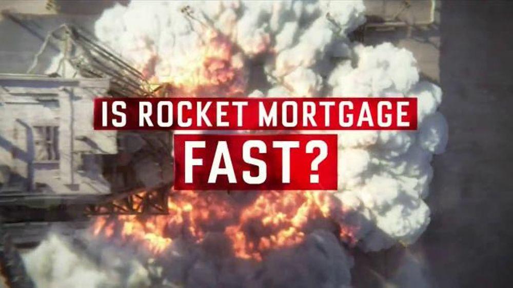 Quicken Loans Rocket Mortgage TV Spot, 'FAQ #6: Home ...