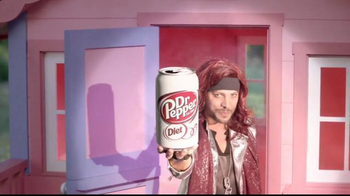 Diet Dr Pepper: Lil' Sweet: Playhouse: Justin Guarini
