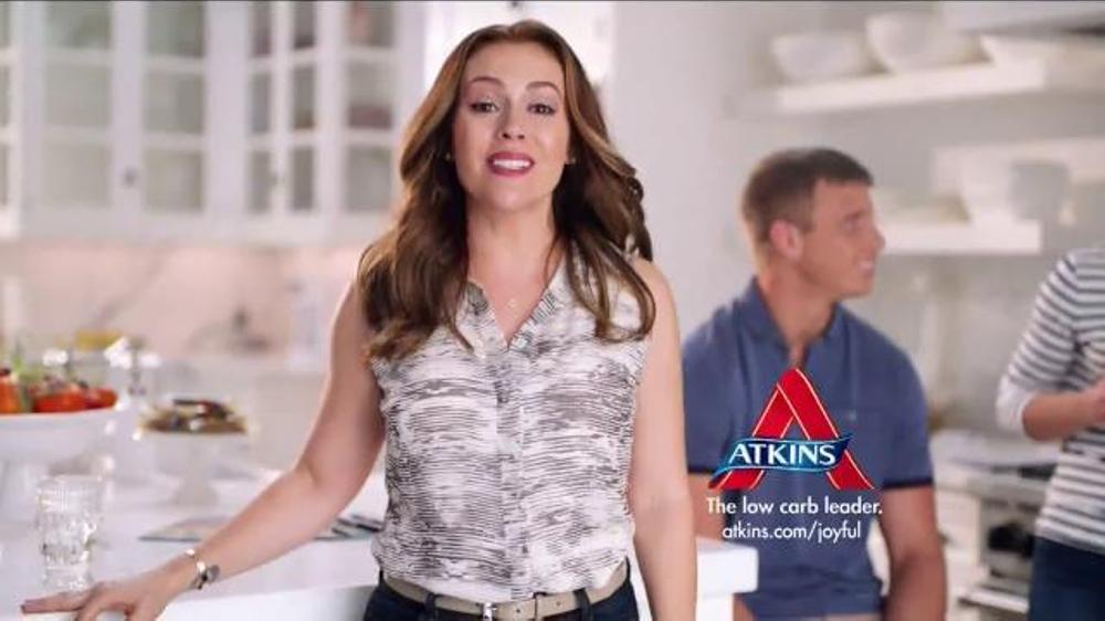 alyssa milano weight loss atkins