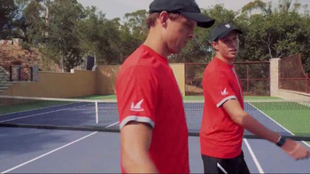 Tennis Warehouse Demo Program TV Spot, 'Bryan Brothers: Take a Look'