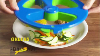 Skinny Plate TV Spot, 'Eat What You Love'