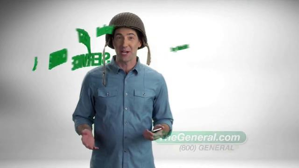 The General TV Spot, 'Low Cost Car Insurance' - iSpot.tv