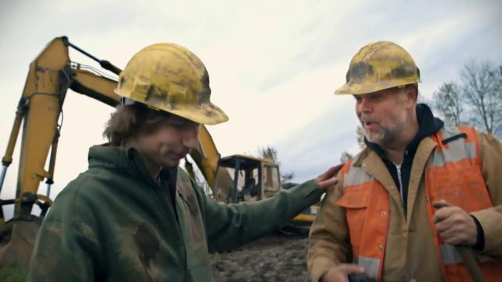 Dish Network TV Spot, 'Discovery Channel: Gold Rush ...