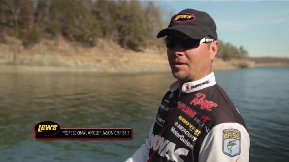 Lew 39 s tv spot 39 best dang reels 39 featuring jason christie for Jason christie fishing
