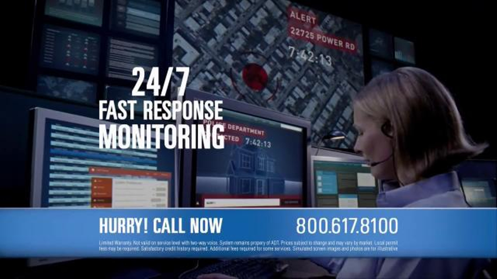 Adt Security Systems >> ADT TV Spot, 'The New Year' Featuring Ving Rhames - iSpot.tv