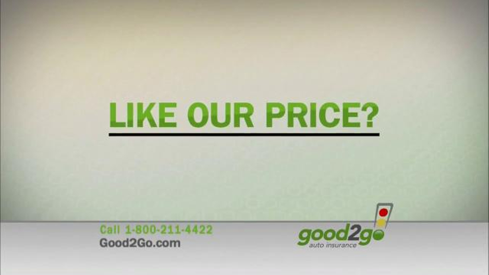 Good 2 Go TV Spot Driving Without Insurance iSpot