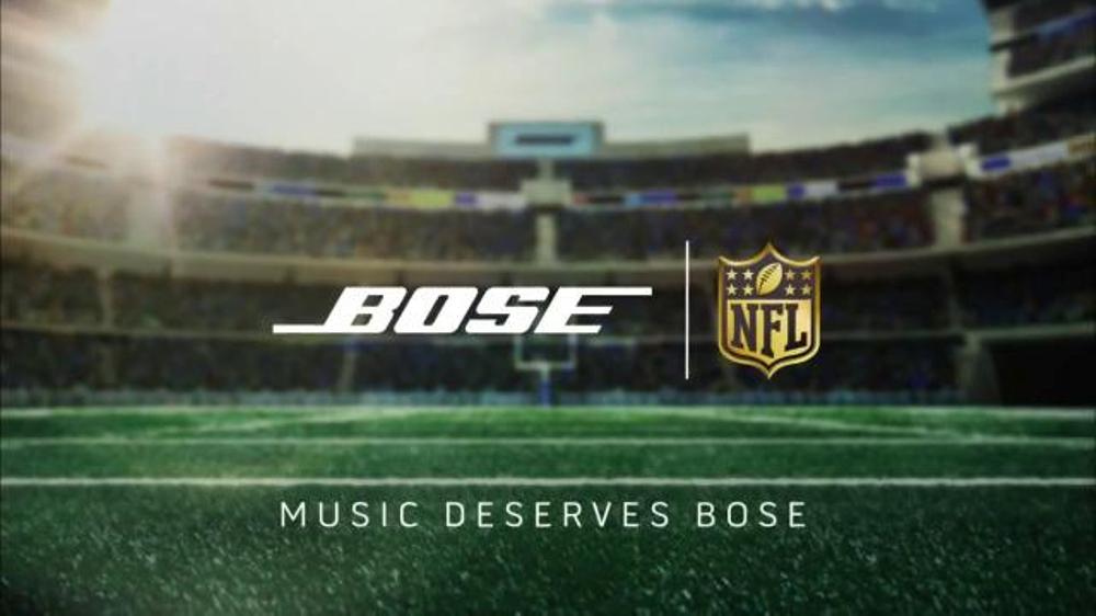Bose Tv Spot Nfl Loudest Stadium Broncos Vs Chargers