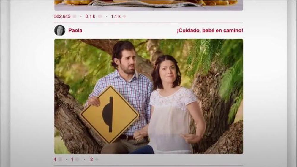 Wendy 39 s 4 for 4 meal tv spot 39 beb en camino 39 spanish - Bebe en camino ...