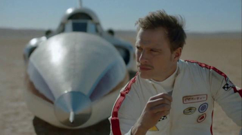 Old Spice: Rocket Car