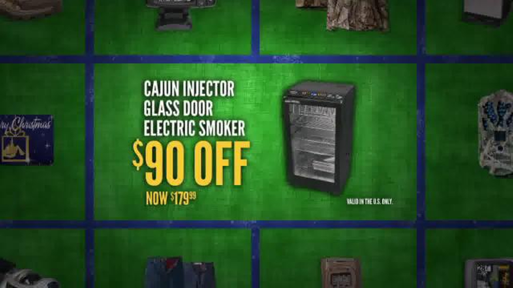 Cabela S Christmas Sale Tv Spot Camo Smokers