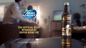 Bud Light: Super Bowl Throwback