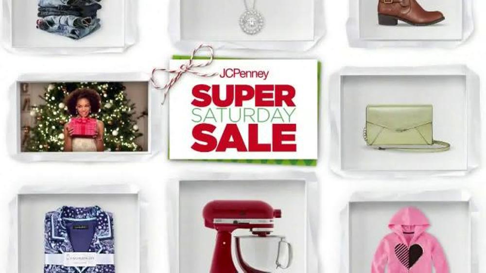 Super saturday sale tv spot outerwear and jewelry screenshot 2