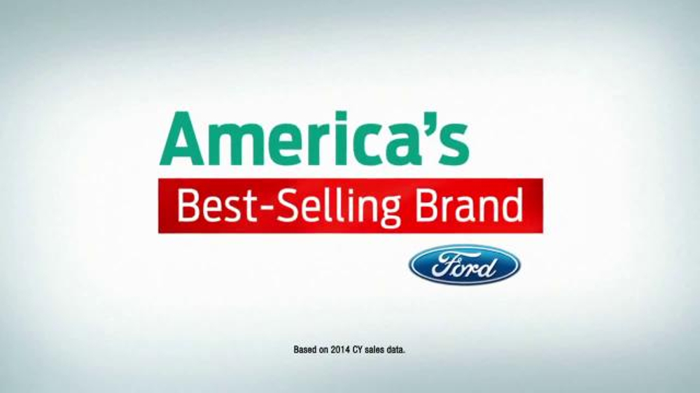 Kellie Auto Sales >> Ford Holiday Sales Event TV Spot, 'Best-Selling Trucks' - iSpot.tv
