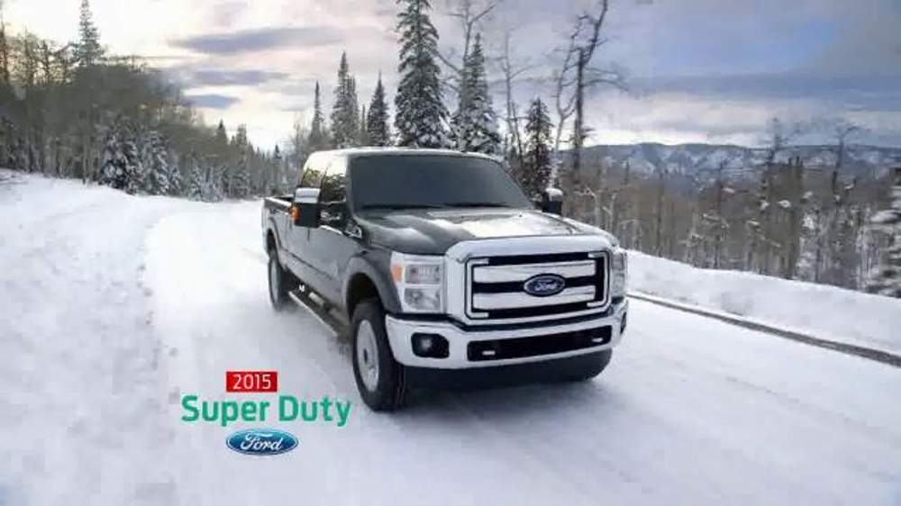 Ford Holiday Sales Event Tv Spot Best Selling Trucks