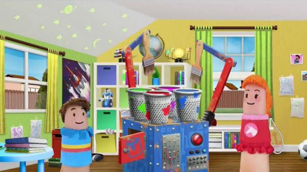 Minnie 39 S Home Makeover App Tv Spot 39 Tap Swipe 39