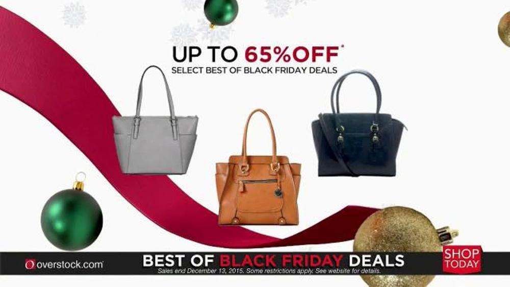 overstock com best of black friday deals tv spot. orange and black tennis  warehouse ... 67dd70e31c