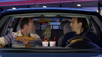 Sonic Drive-In: Half-Price Footlongs: Owls Don't Care About Footlongs