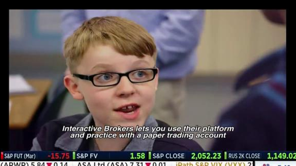 Interactive brokers gold spot