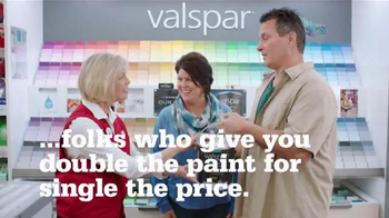 ACE Hardware: Valspar Buy One, Get One Free Sale: Double the Paint