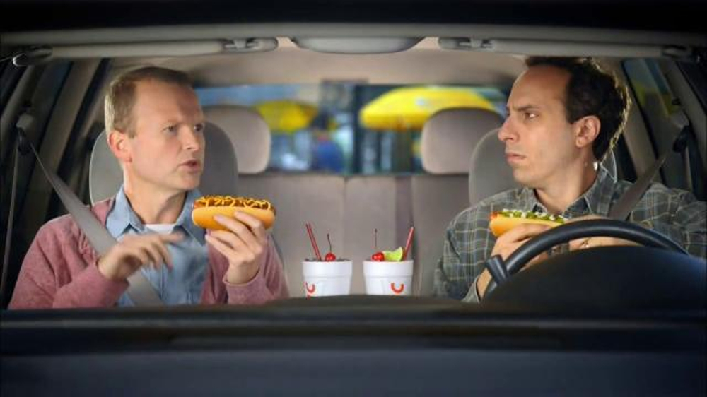 Drive In Commercials Hot Dog