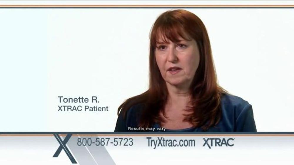 Xtrac TV Spot, 'Results' - iSpot.tv