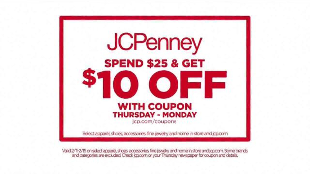 jcpenney presidents 39 day sale tv spot 39 new markdowns 39. Black Bedroom Furniture Sets. Home Design Ideas