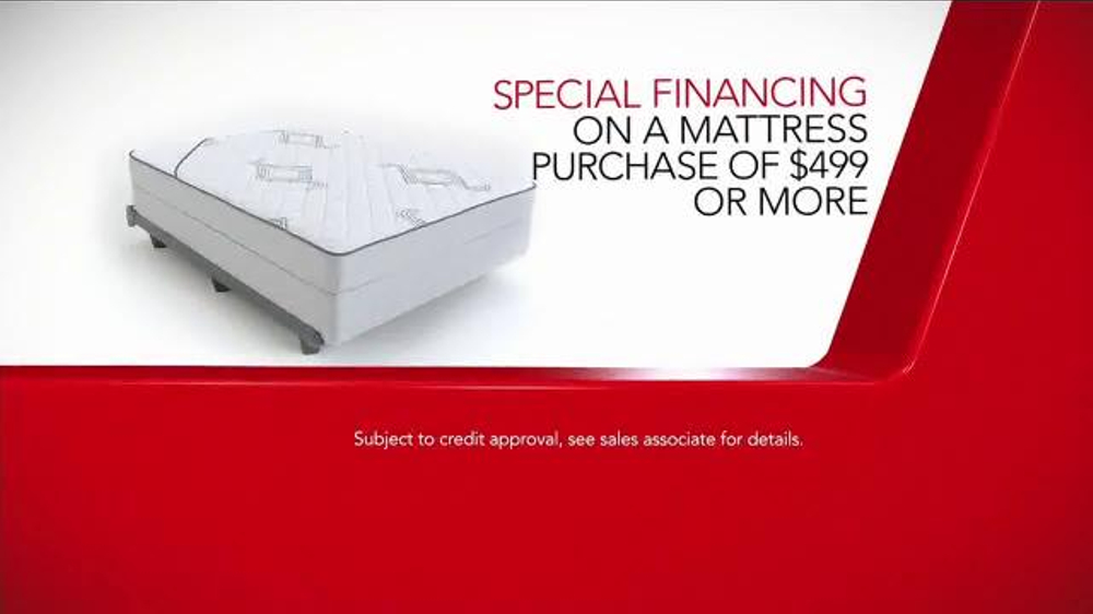 Macy s Presidents Day Sale TV Spot Mattresses iSpot