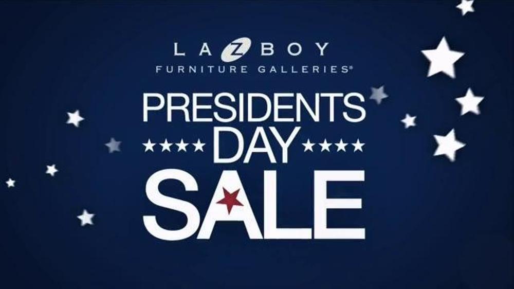 La Z Boy Presidents Day Sale TV Spot Save Big iSpot