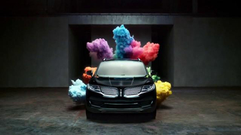 Lincoln Motor Company: The More Human Side of Engineering: Paint