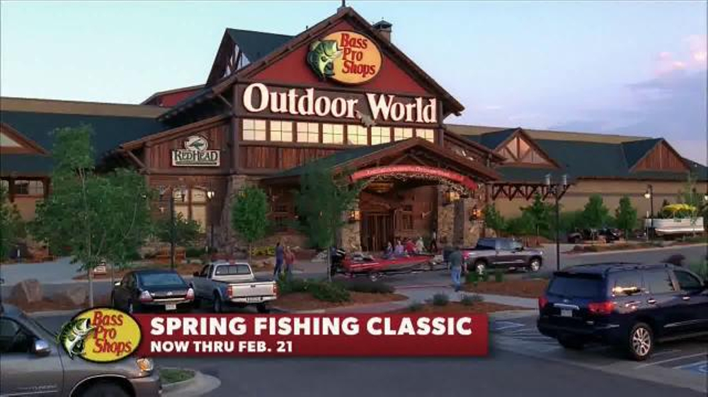 Bass pro shops spring fishing classic tv spot 39 triple for Bass pro shop fishing