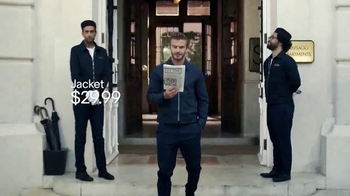 H&M: Modern Essentials Selected by David Beckham: Spring 2016