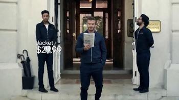 H&M: Modern Essentials Selected by David Beckham: Spring 2016