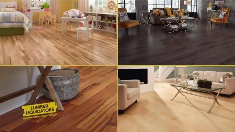 Lumber Liquidators TV Spot, 'Spring 2016 Flooring Trends ...