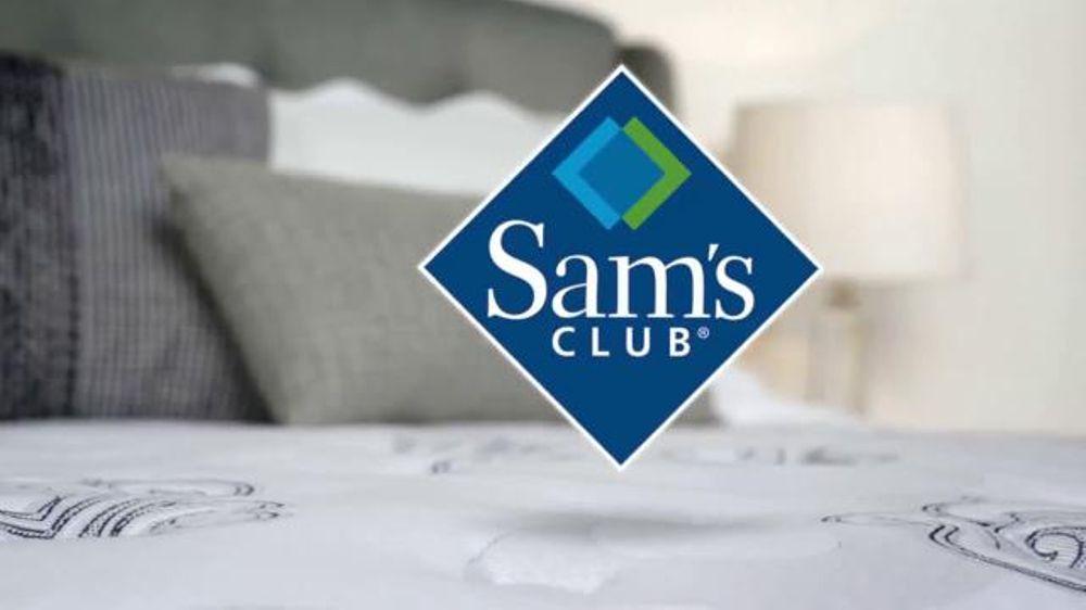 Sam S Club Tv Spot Mattress Hot Buy Ispot Tv
