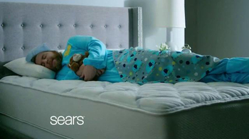Sears: Labor Day Mattress Event: Sleep Like a Baby