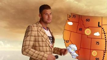 Kia: Weatherman: Blake Griffin