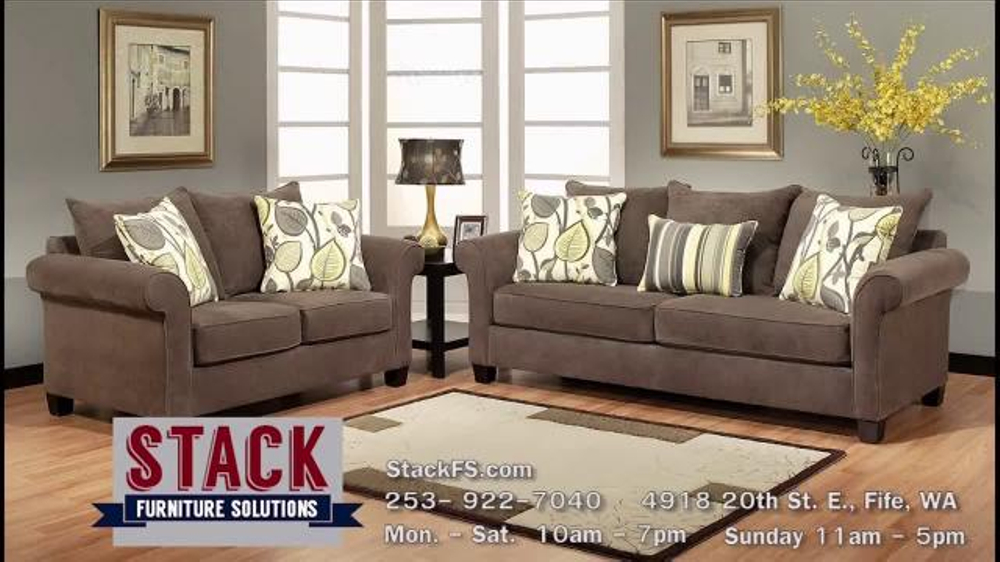 Stack Furniture Solutions Tv Spot 39 Quality Furniture 39