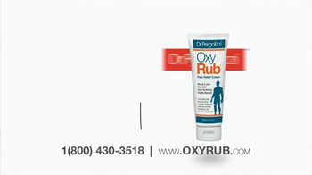 OxyRub TV Spot, 'Try It Today!'