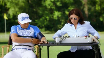 Zurich Insurance Group: Golf Love Test: Wife's Cooking: Jamie Donaldson