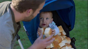 King S Hawaiian Rolls Commercial With Baby And Dog