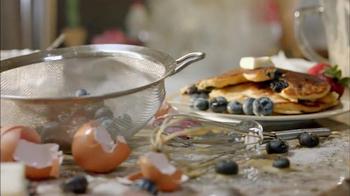 Helzberg Diamonds TV Spot, 'Valentine's Day Pancake'