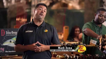 Bass Pro Shops Ring Out the Old, Bring in the New Sale TV Spot, 'Gift Card' - 29 commercial airings